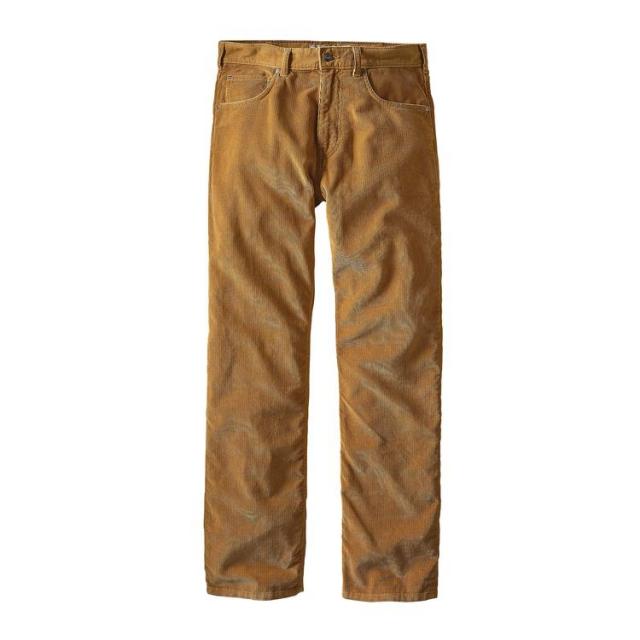 Patagonia - Men's Regular Fit Cords - Long