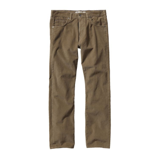 Patagonia - Men's Straight Fit Cords - Long
