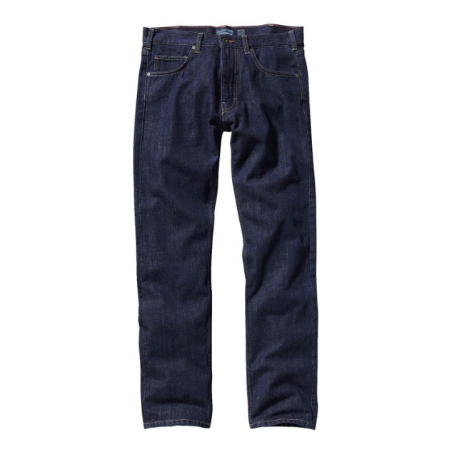Patagonia - Men's Straight Fit Jeans - Long