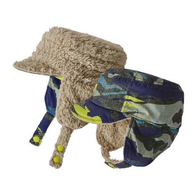 Patagonia - Baby Reversible Shell Hat