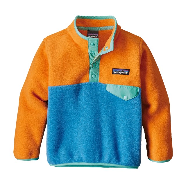 Patagonia - Baby LW Synchilla Snap-T P/O