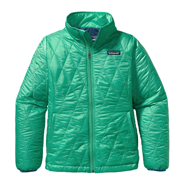 Patagonia - Girls' Nano Puff Jacket