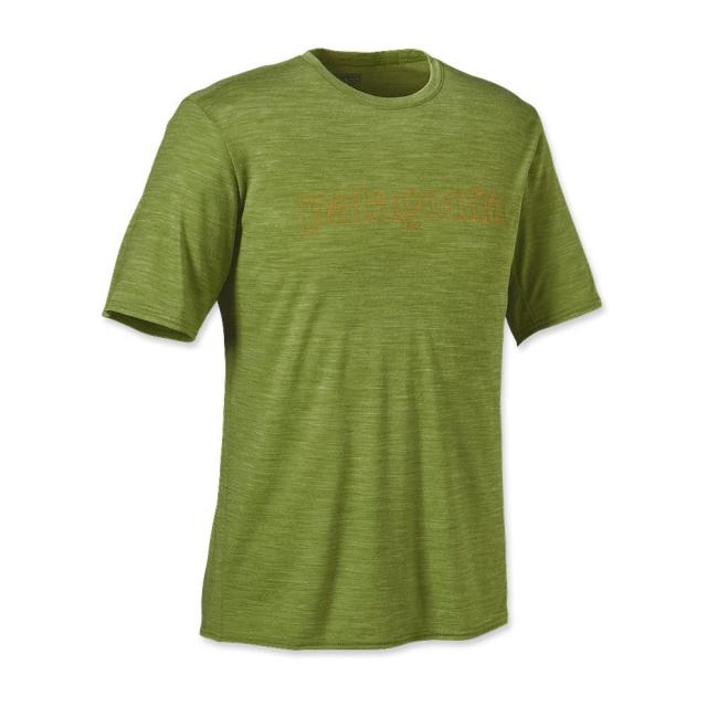 Patagonia - Men's Merino Daily Graphic T-Shirt