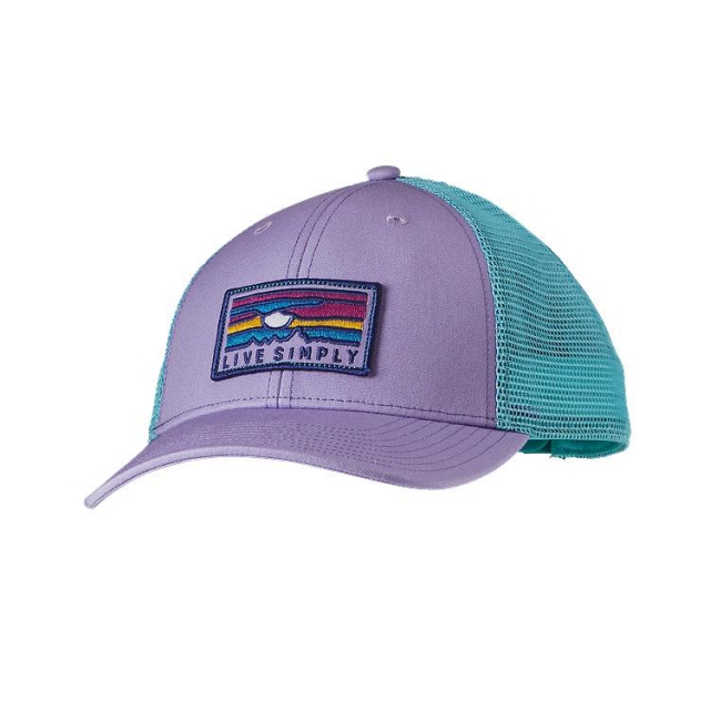 07b786f1 Patagonia / Live Simply Sunset LoPro Trucker Hat