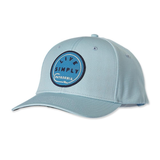 Patagonia - Live Simply Hook Roger That Hat