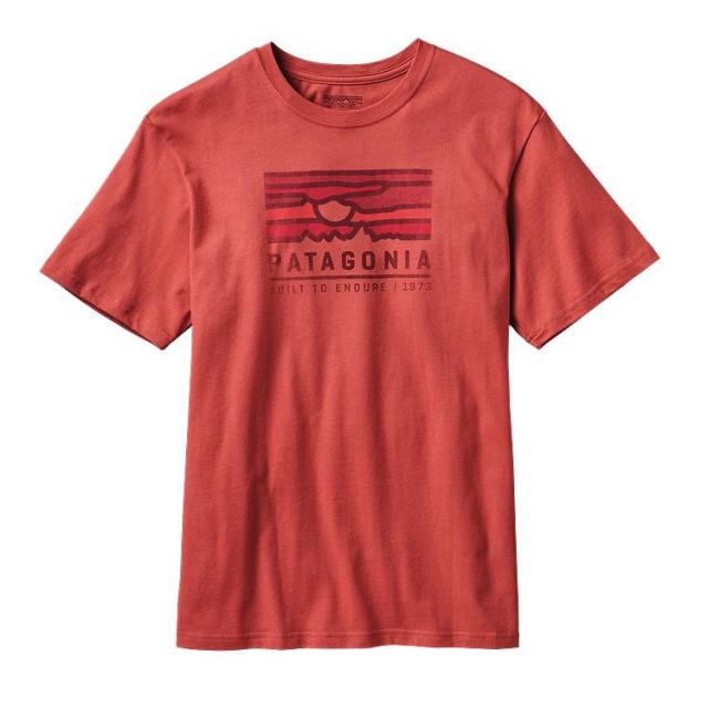 Patagonia - Men's  Sunset Cotton T-Shirt