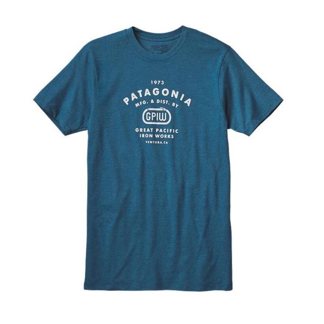Patagonia - Men's GPIW Biner Cotton/Poly T-Shirt