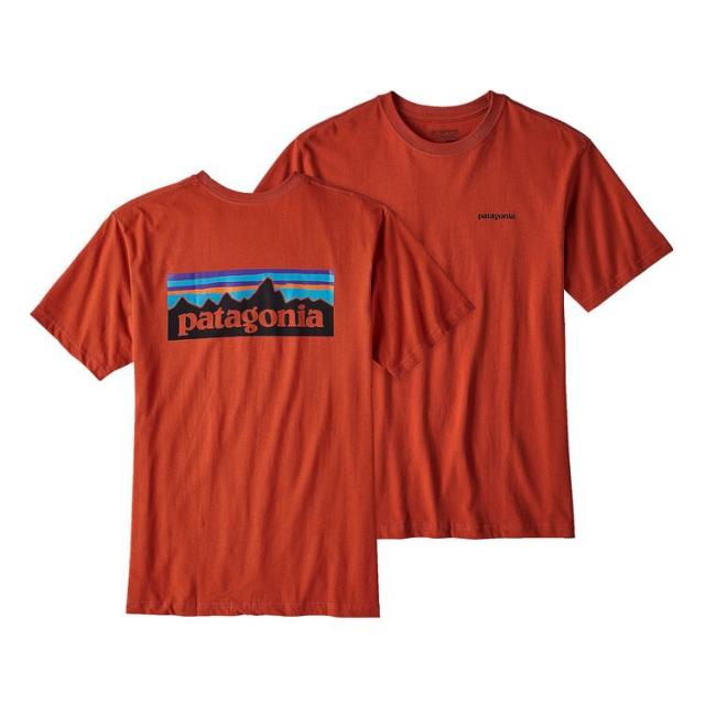 Patagonia - Men's P-6 Logo Cotton T-Shirt in Sioux Falls SD