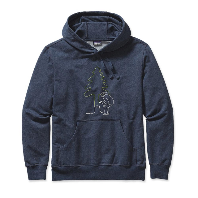 Patagonia - Men's Tree Man MW Pullover Hooded Sweatshirt