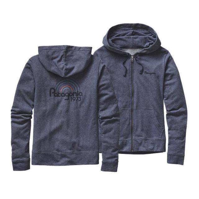 Patagonia - Women's  Grooves Lightweight Full-Zip Hooded Sweatshirt