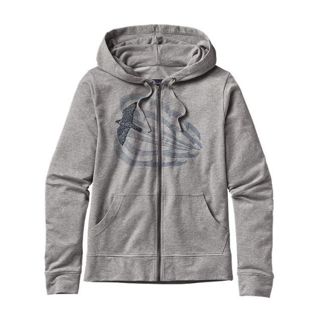 Patagonia - Women's Soaring Peregrine Lightweight Full-Zip Hooded Sweatshirt