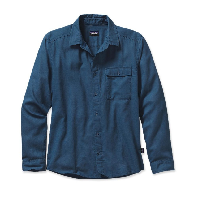 Patagonia - Men's Long-Sleeved Lightweight A/C Shirt