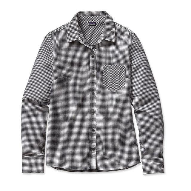 Patagonia - Women's Long-Sleeved Brookgreen Shirt