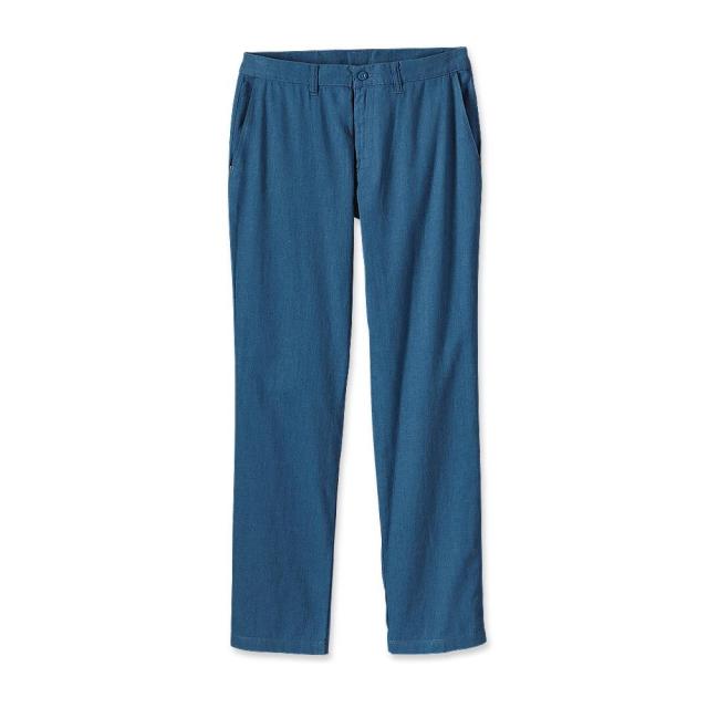 Patagonia - Men's Regular Fit Back Step Pants  - Reg