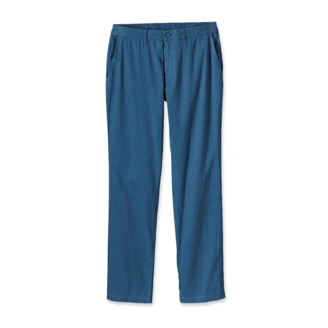 Patagonia - Men's Regular Fit Back Step Pants  - Long