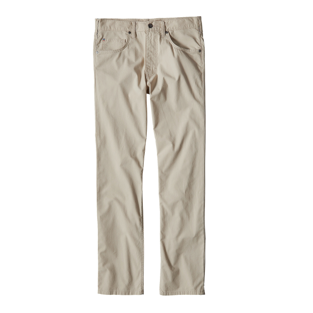 Patagonia - Men's Straight Fit All-Wear Jeans - Long