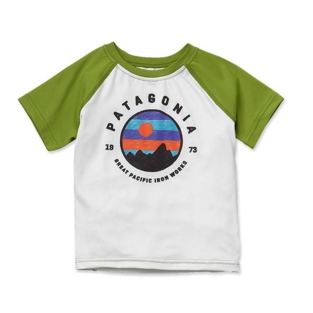 Patagonia - Baby Cap Daily T-Shirt