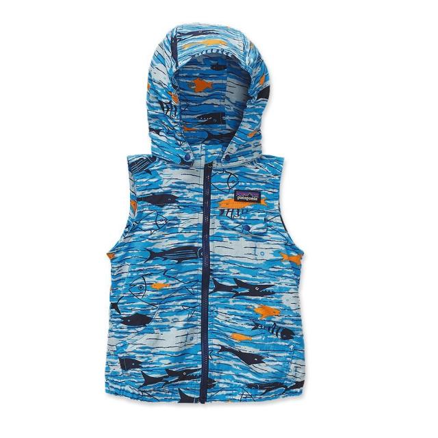 Patagonia - Baby Baggies Hoody Vest