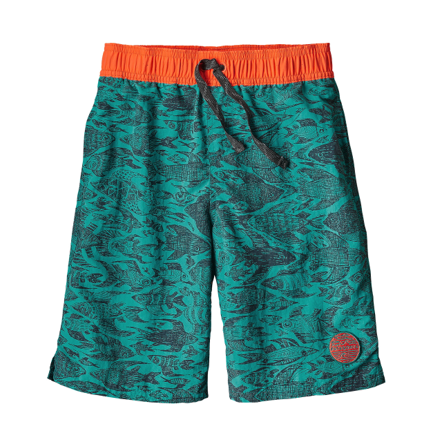 Patagonia - Boys' Papagayo Baggies Shorts