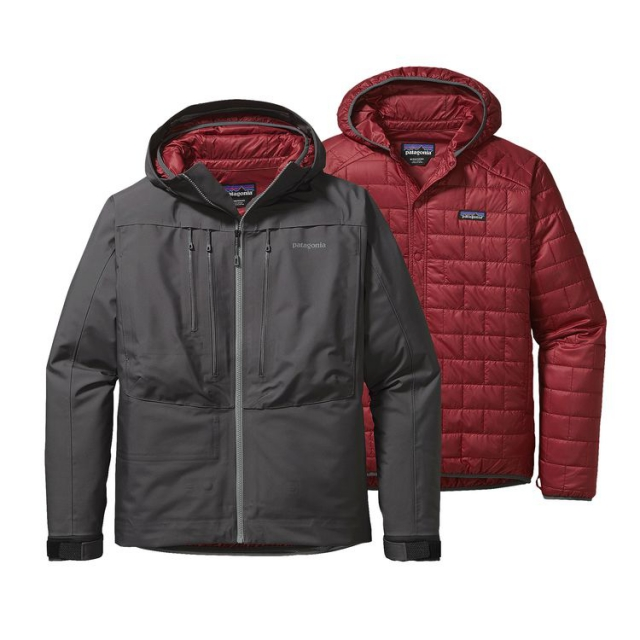 Patagonia - 3-in-1 River Salt Jacket