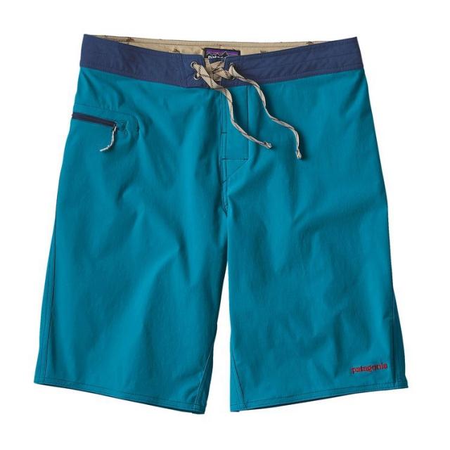 Patagonia - Men's Stretch Wavefarer Board Shorts - 21 in.