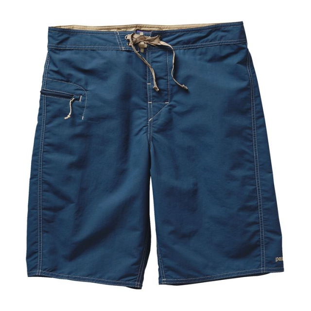 Patagonia - Men's Solid Wavefarer Board Shorts - 21 in.