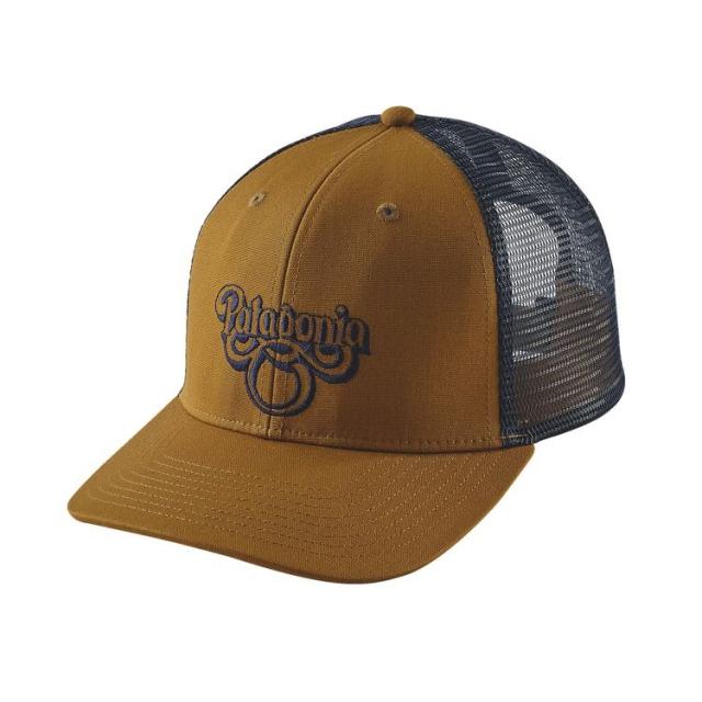 Patagonia - Groovy Type Trucker Hat
