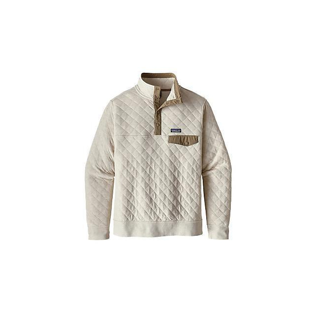 Patagonia - Men's Cotton Quilt Snap-T Pullover