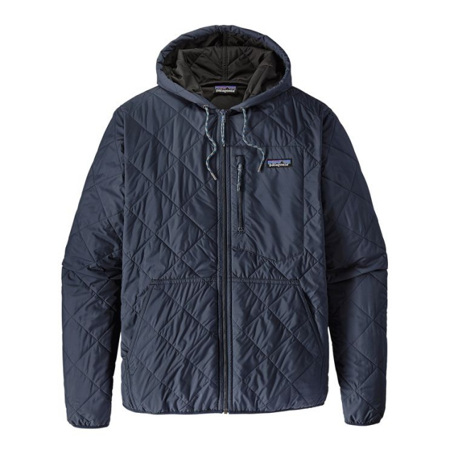 Patagonia - Men's Diamond Quilted Bomber Hoody
