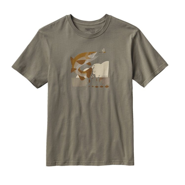 Patagonia - Men's Dinner Bell Cotton T-Shirt
