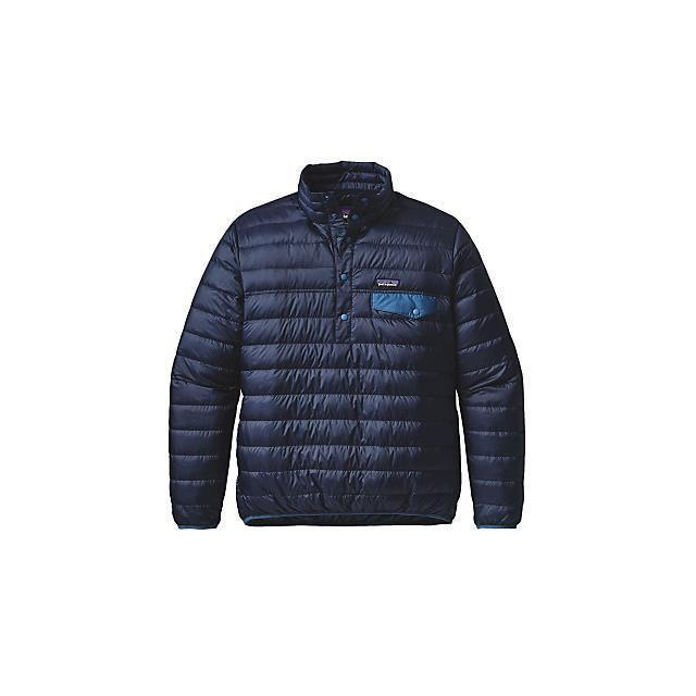 Patagonia - Men's Down Snap-T Pullover