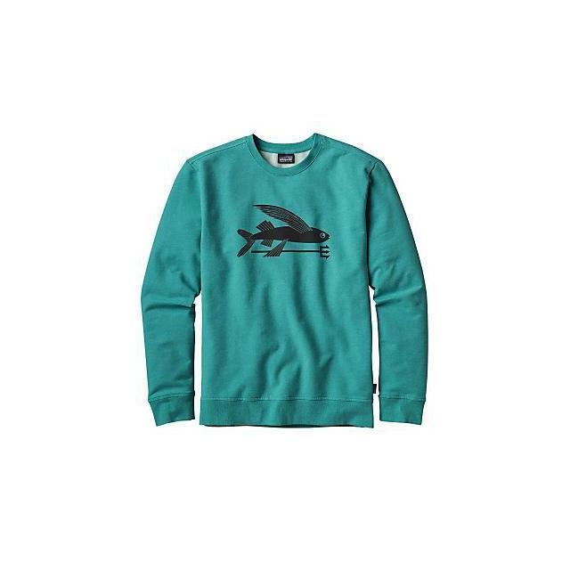 Patagonia - Men's Flying Fish MW Crew Sweatshirt