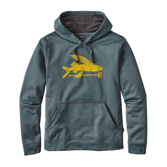Patagonia - Men's Flying Fish PolyCycle Hoody