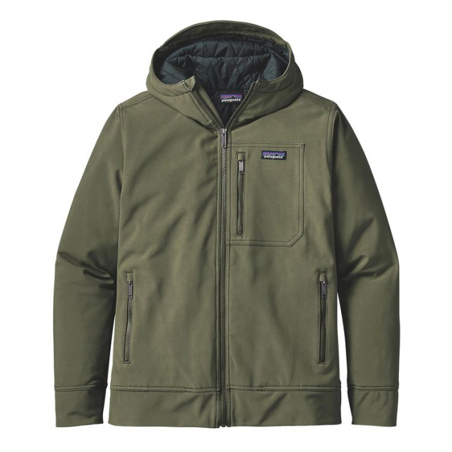 Patagonia - Men's Insulated Sidesend Hoody