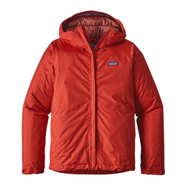 Patagonia - Men's Insulated Torrentshell Jacket