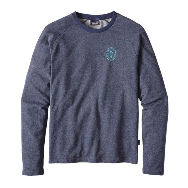 Patagonia - Men's Knotted Lightweight Crew Sweatshirt