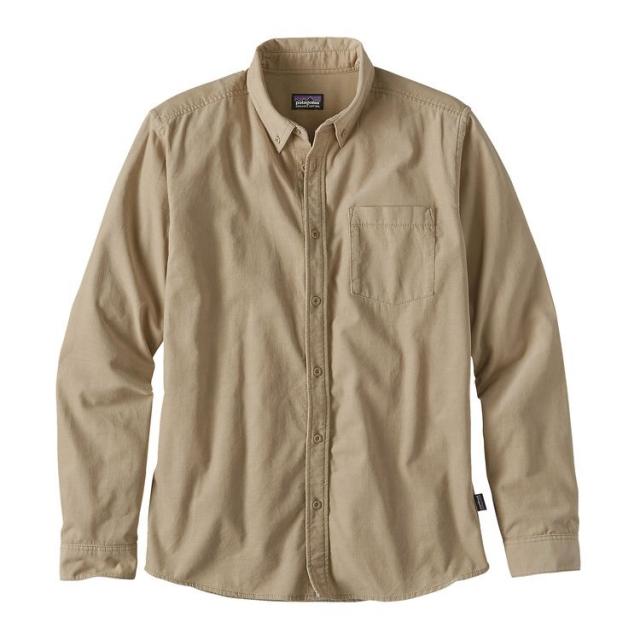 Patagonia - Men's L/S Bluffside Cord Shirt