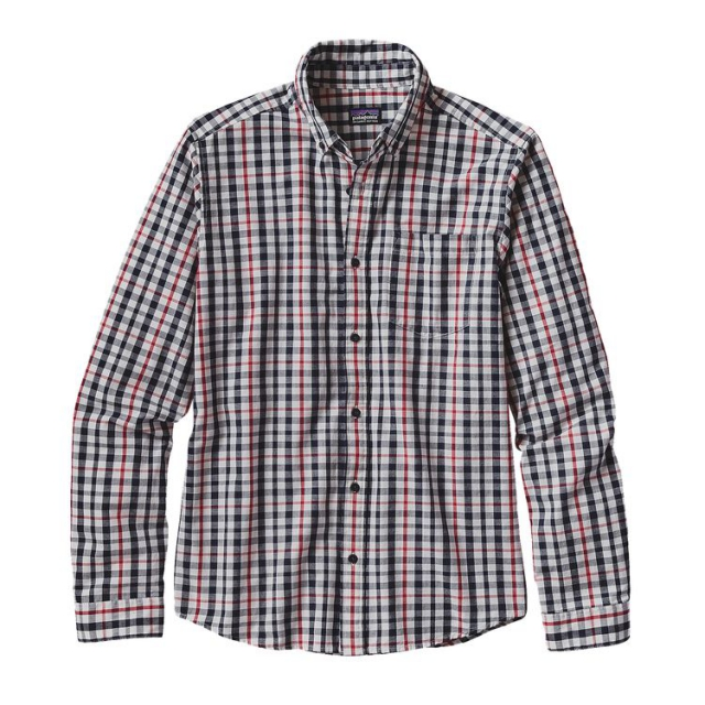 Patagonia - Men's L/S Bluffside Shirt