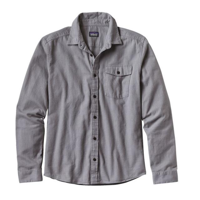 Patagonia - Men's L/S Lightweight Fjord Flannel Shirt