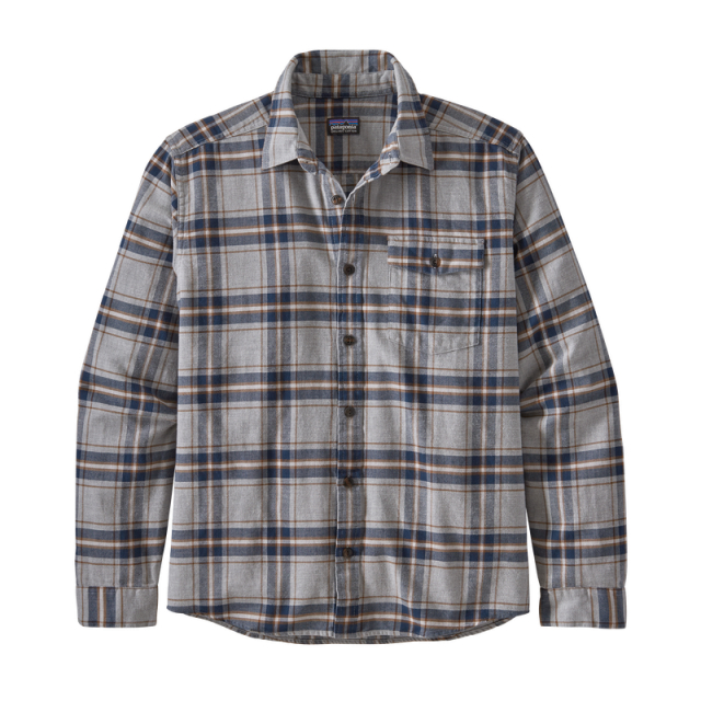 Patagonia - Men's LW Fjord Flannel Shirt