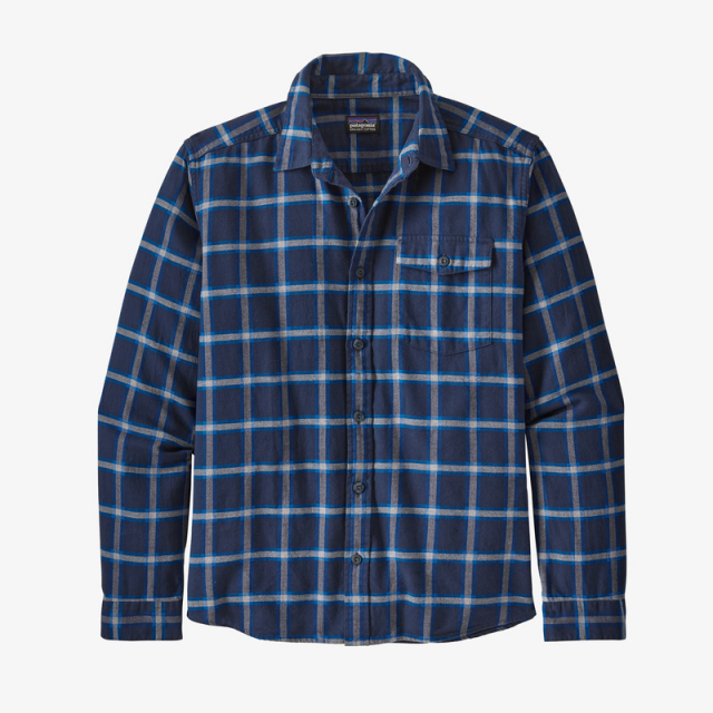 Patagonia - Men's LW Fjord Flannel Shirt in Cranbrook BC