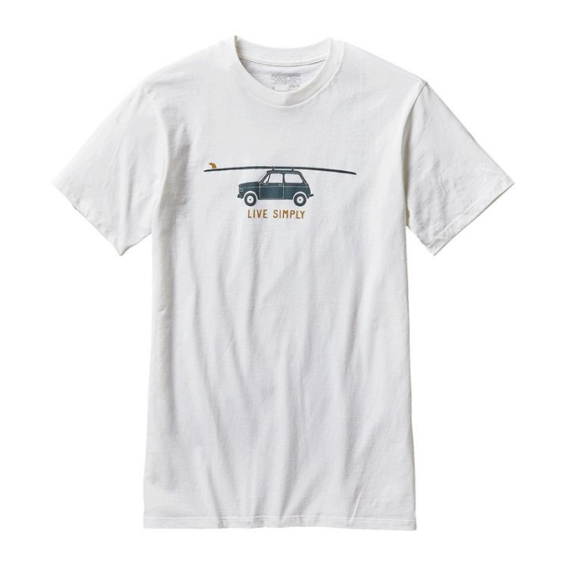 Patagonia - Men's Live Simply Glider Cotton/Poly T-Shirt