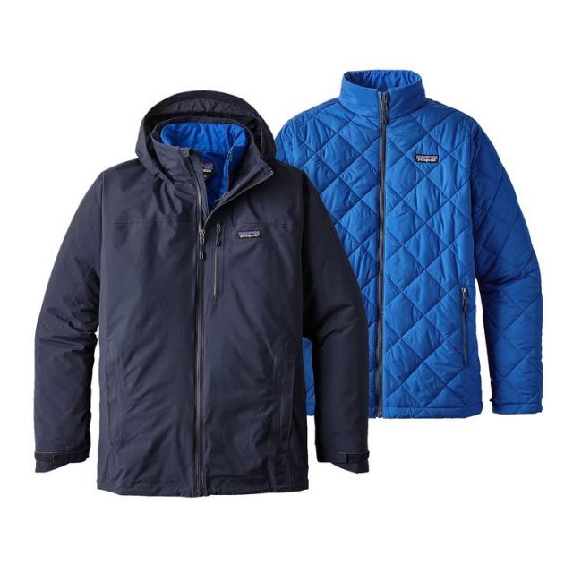 Patagonia - Men's Windsweep 3-in-1 Jacket