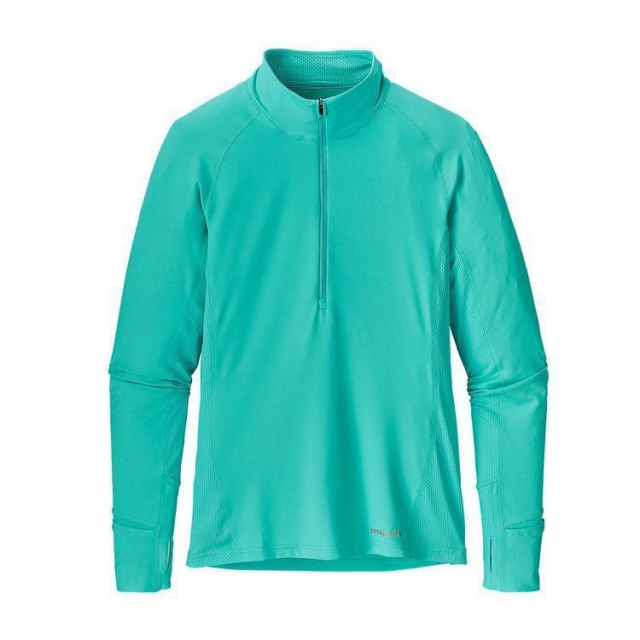 Patagonia - Women's All Weather Zip Neck