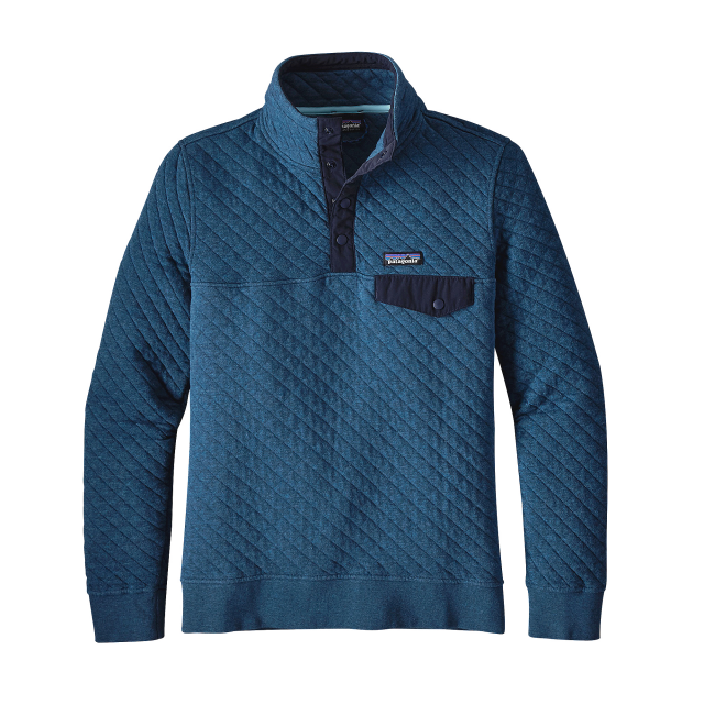 Patagonia - Women's Cotton Quilt Snap-T P/O
