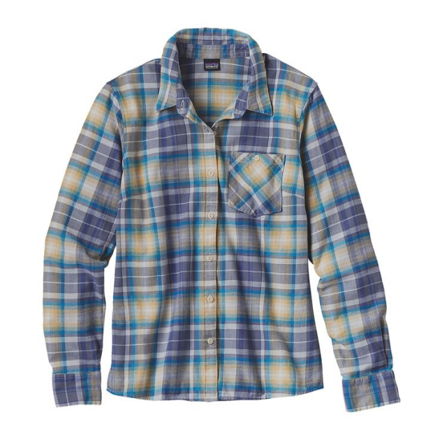 Patagonia - Women's Heywood Flannel Shirt