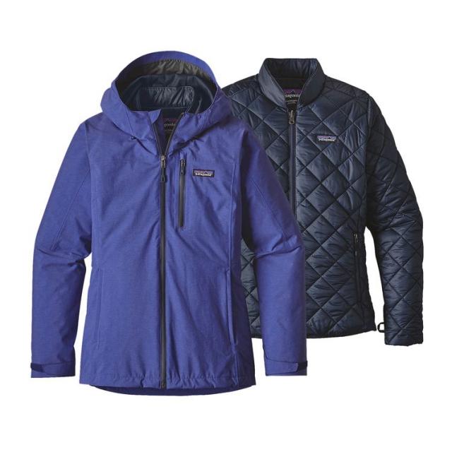 Patagonia - Women's Windsweep 3-in-1 Jacket