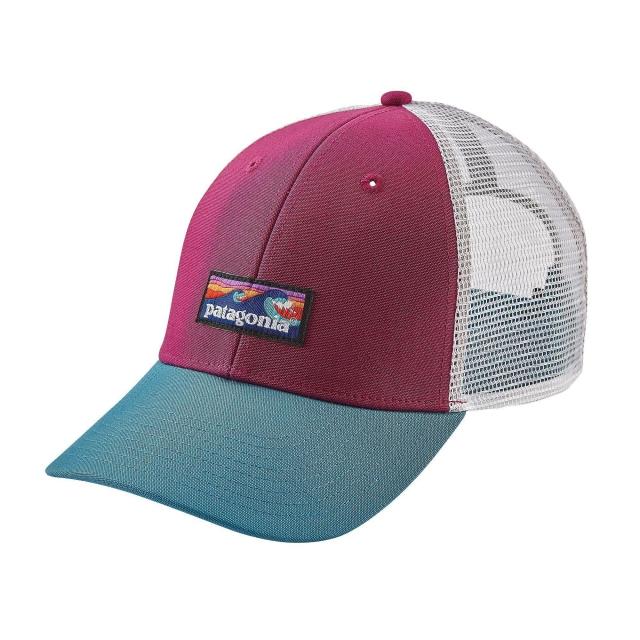 Patagonia   Board Short Label LoPro Trucker Hat 83290a36edec