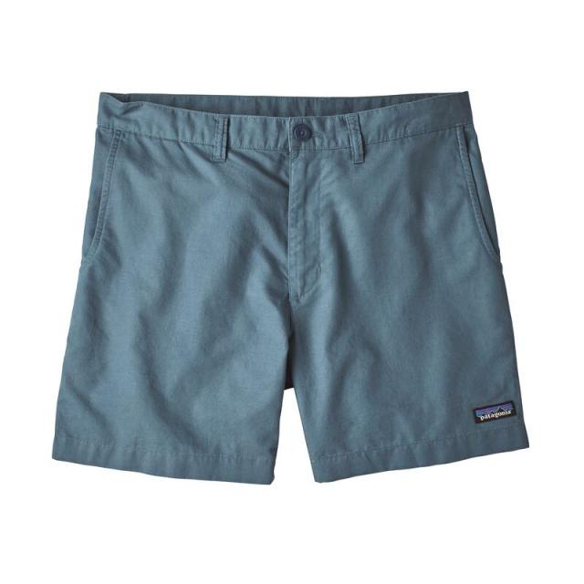 Men's Lightweight All-Wear Hemp Shorts – 6 in