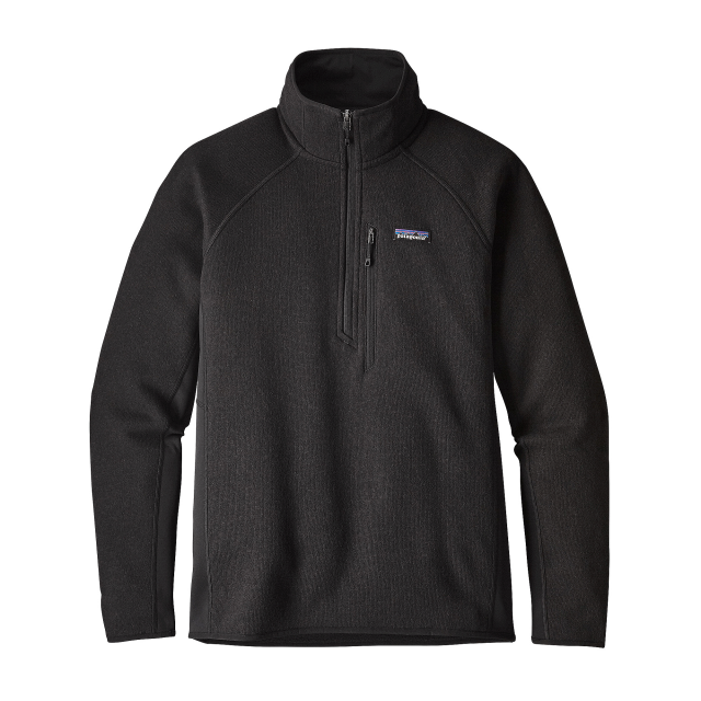 Patagonia - Men's Performance Better Sweater 1/4 Zip
